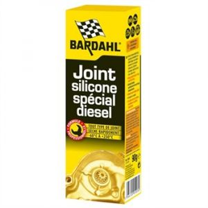 Bardahl Joint silicone multi-usages or spécial diesel 90 g