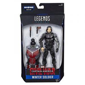 Hasbro Figurine Marvel Legends Series Le Soldat de l'hiver