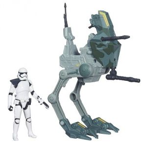 Hasbro Elite Speeder Bike + figurine Star Wars Episode VII
