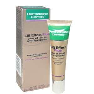Somatoline Cosmetic Dermatoline Lift Effect Plus Yeux et Lèvres anti-âge