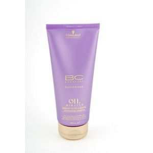 Schwarzkopf Professional BC Oil Miracle Barbary Shampooing 200ml
