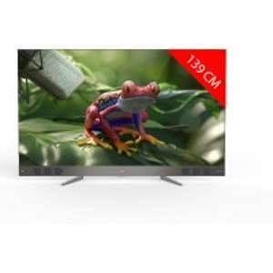 """TCL Digital Technology TCL U55X9026 - Téléviseur QLED 4K Ultra HD 55"""" (140 cm) 16/9 - 3840 x 2160 pixels - HDR - Wi-Fi"""