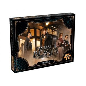 Winning Moves Puzzle 500 Pièces Fantastic Beasts And Where To Find Them