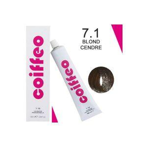 Coiffeo 7.1 Blond cendré - Coloration professionnelle