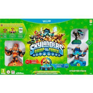 Skylanders : Swap Force - Pack de démarrage [Wii U]