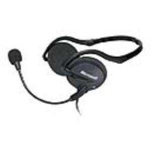 Image de Microsoft LifeChat LX-2000 - Casque tour de cou avec microphone