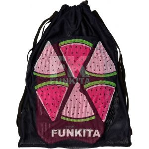 Funkita Mesh Gear Bag - Sac Femme - noir/Multicolore Sacs à dos & Sacs natation