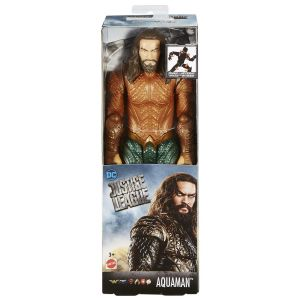 Mattel Figurine Justice League Aquaman 30 cm
