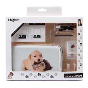 Bigben Sacoche et accessoires Bébé animal pour Nintendo NEW 2DS XL / 3DSXL