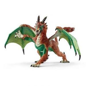 Schleich Figurine Dragon Braconnier