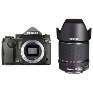 Pentax KP Noir + 18-135 mm - Appareil photo Reflex