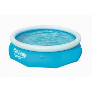 Bestway Kir piscine ronde Fast Set Pools - Ø 305 x H 76 cm