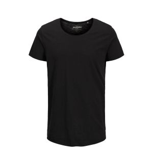 Jack & Jones T-shirts Jack---jones Ebas U Neck - Black - XXL
