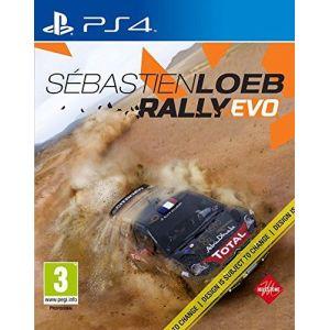 Sebastien Loeb Rally Evo [PS4]
