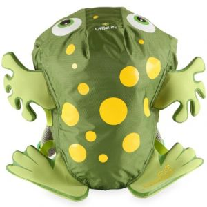 Image de LittleLife Sac à dos junior Animal Kids grenouille verte