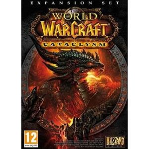 World of Warcraft : Cataclysm - Extension du jeu [MAC, PC]