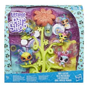 Hasbro Pack de 6 Petshop Premium