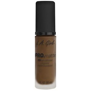 L.A. Girl Pro Matte HD Liquid Foundation Soft Sable 30ml
