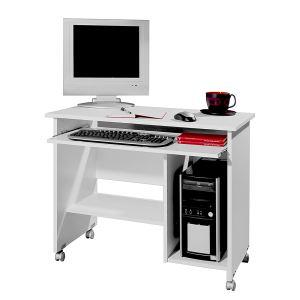 Bureau multimedia blanc Comparer 62 offres