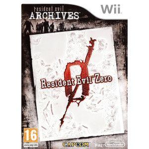 Resident Evil (Archives 2009) [Wii]