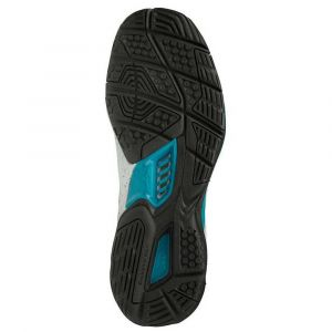 Mizuno Chaussures WAVE STEALTH V blanc - Taille 39,40,41,42,43,44,45,46
