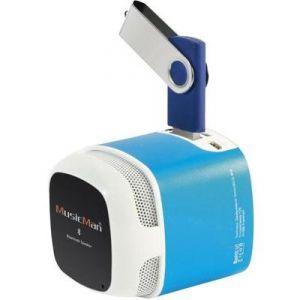 Technaxx Musicmann NFC-X6 - Enceinte mini Radio bluetooth NFC pour iPhone, iPad, iPod