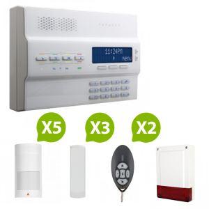 Paradox Magellan MG-6250 GSM Kit 7 - Alarme sans fil