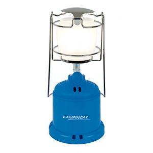 Campingaz 206 Lanterne de camping à combustible, Lampe à gaz