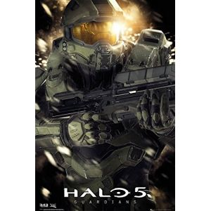 GB eye Poster Halo 5 Master Chief (61 x 91.5 cm)