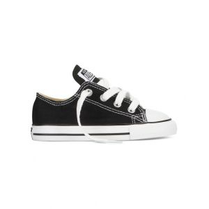 Converse Baskets basses CHUCK TAYLOR ALL STAR OX Canvas Noir - Taille 18;19;20;22;23;24;25;26;27;28;29;30;31;32;34;35;33;21