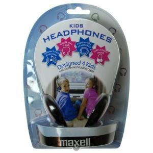 Maxell 730925 - Casque audio enfant avec limiteur de volume