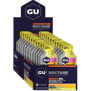 Gu Energy Roctane Energy Gel Display Tutti Frutti 32 Gr (24 Units)