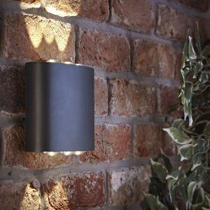 Biard Olen Luminaire Applique Murale Étanche IP54 Intérieur ou Extérieur 6W Triple LED