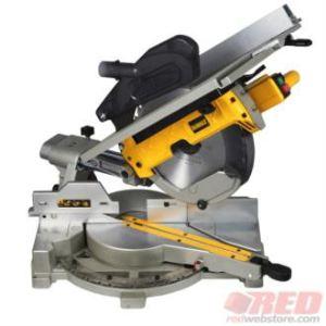 Dewalt D27111 - Scie a onglets radiale à table supérieure 305 mm