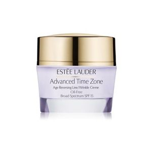 Estée Lauder Advanced Time Zone - Crème experte anti-rides et ridules SPF 15 non grasse
