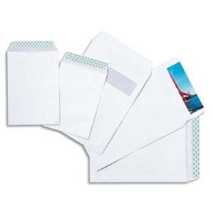 5 étoiles 250 enveloppes 22,9 x 32,4 cm avec fenêtre 5 x 11 cm