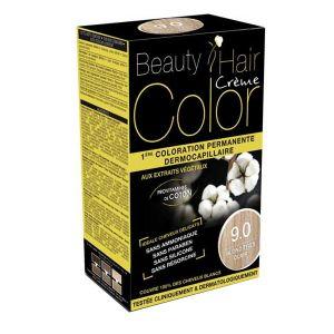 Eric favre Beauty Hair Color 9.0 Blond Très Clair - Coloration permanente dermocapillaire aux extraits végétaux