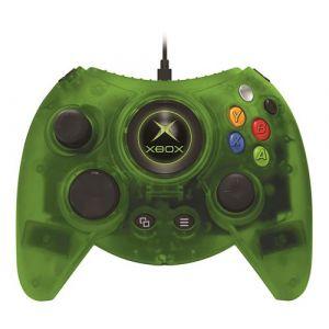 Hyperkin Manette Xbox One filaire Duke Vert