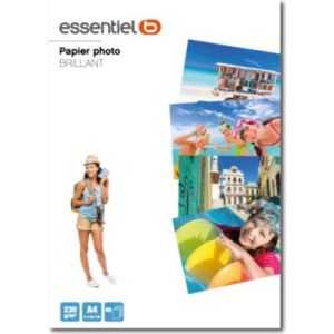 EssentielB Papier photo A4 - 40 f - 230 g