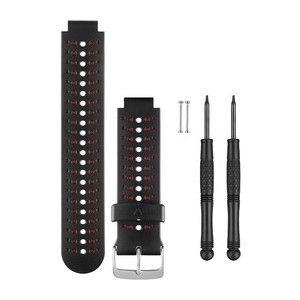 Garmin Pièces détachées Watch Band Forerunner 230/235/630 - Red - Taille One Size