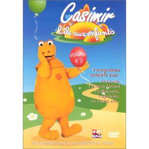 Casimir : L'île aux enfants - Volume 4