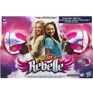 Hasbro Nerf Rebelle Pack Duo