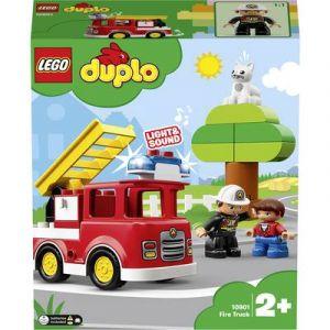 Lego DUPLO Ma Ville - Le camion de pompiers - 10901