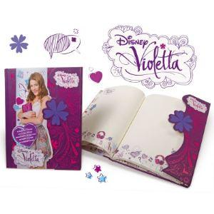 Journal Intime Disney Violetta