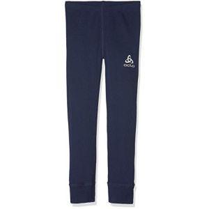Odlo Vêtements intérieurs Pants Warm Junior - Diving Navy - Taille 152