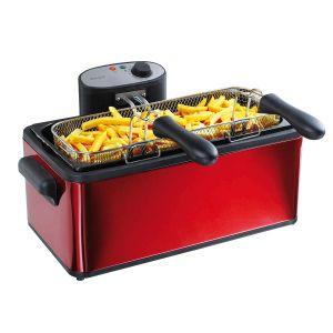 Domoclip DOC149 - Maxi friteuse 2 paniers