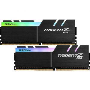 G.Skill Mémoire PC PC4-19200 TZ RGB - Kit de 16Go (2x8Go) - DDR4 - 2400 Mhz - 15-15-15-35 - 1.2V - GSKILL Mémoire PC PC4-19200 TZ RGB - Kit de 16Go (2x8Go) - DDR4 - 2400 Mhz - 15-15-15-35 - 1.2V