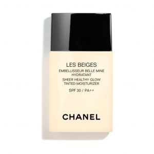 Chanel Les Beiges Embellisseur Belle Mine Hydratant / Pa++ - Deep - Beige - 30 ml - SPF 30