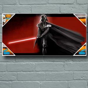 tableau star wars comparer 313 offres. Black Bedroom Furniture Sets. Home Design Ideas