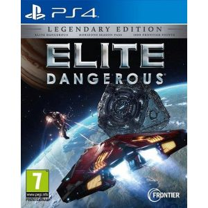 Elite : Dangerous sur PS4